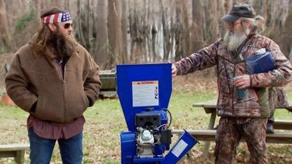 Duck Dynasty - Season 6 Episode 03: Hands on a Woodchipper