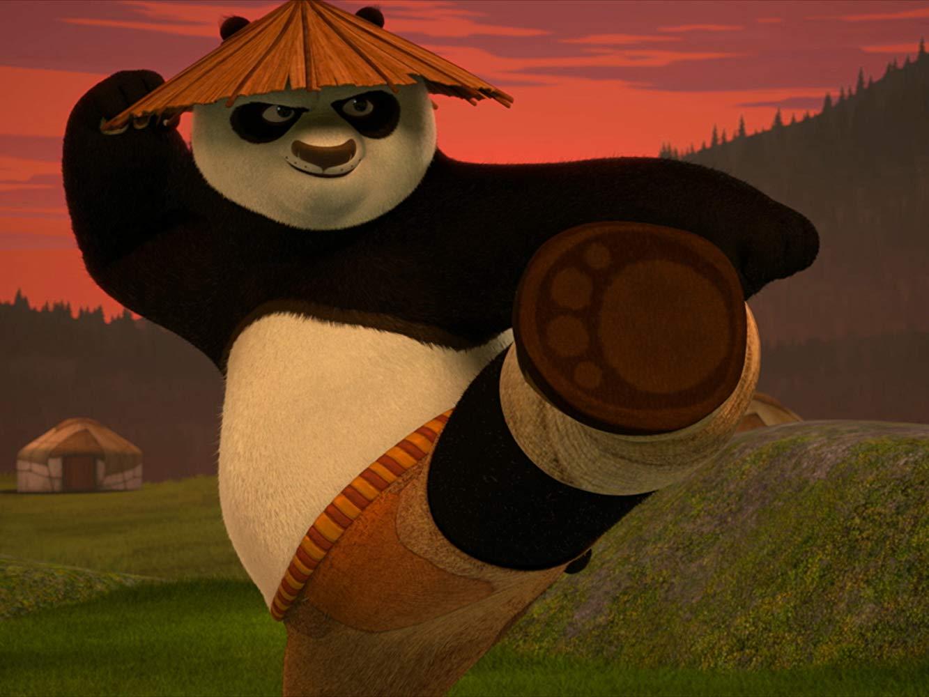 Kung Fu Panda: The Paws of Destiny - Season 1