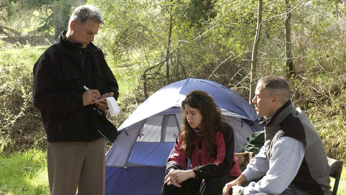 NCIS - Season 2 Episode 15: Caught on Tape