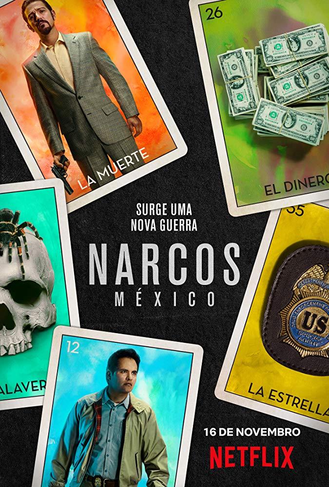 Narcos: Mexico - Season 1