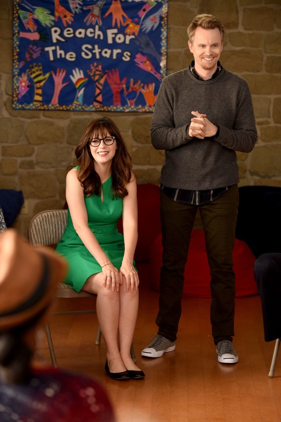 New Girl - Season 6 Episode 08: James Wonder