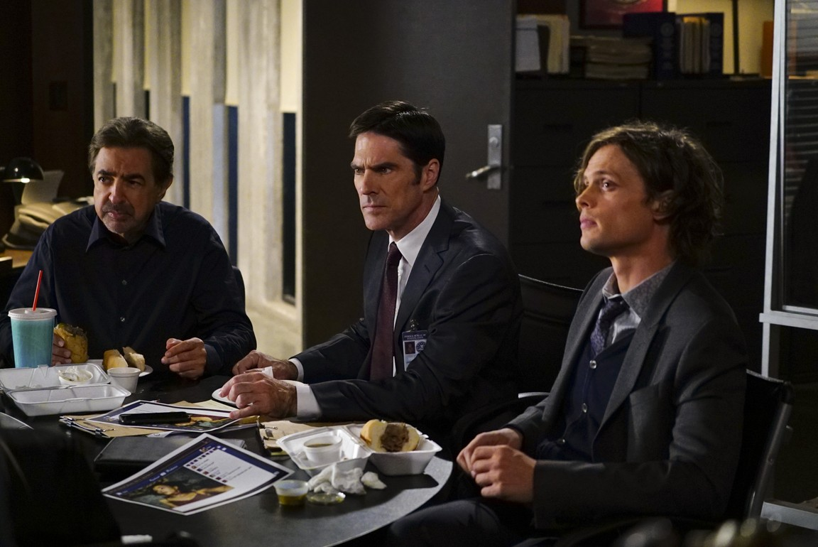 Criminal Minds - Season 10 Episode 7: Hashtag