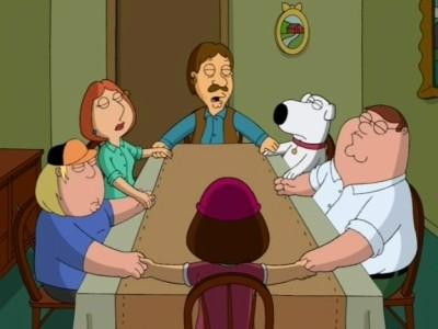 Family Guy - Season 4 Episode 26: Petergeist
