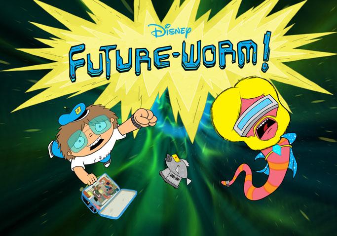 Future-Worm! - Season 1