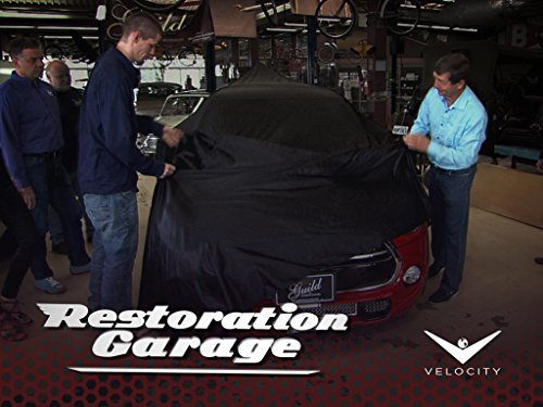 Restoration Garage - Season 4