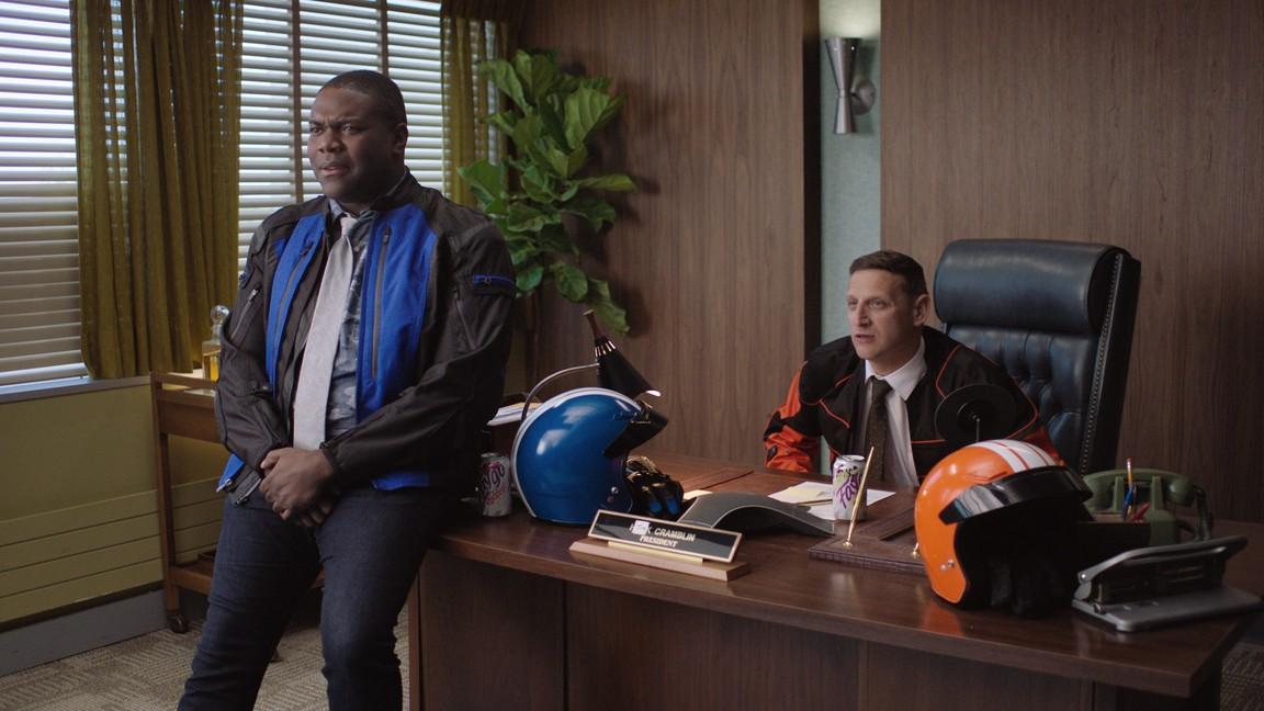 Detroiters - Season 1 Episode 02: Hog Riders