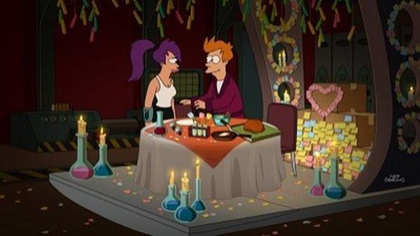 Futurama - Season 7 Episode 15: Fry and Leela's Big Fling