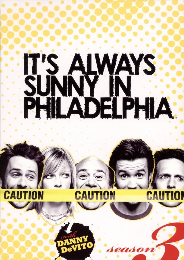 Its Always Sunny in Philadelphia - Season 3