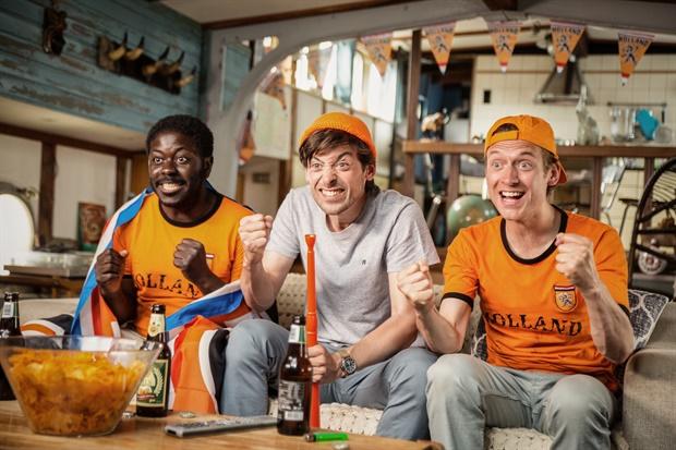 Gek van Oranje [Audio: Dutch]