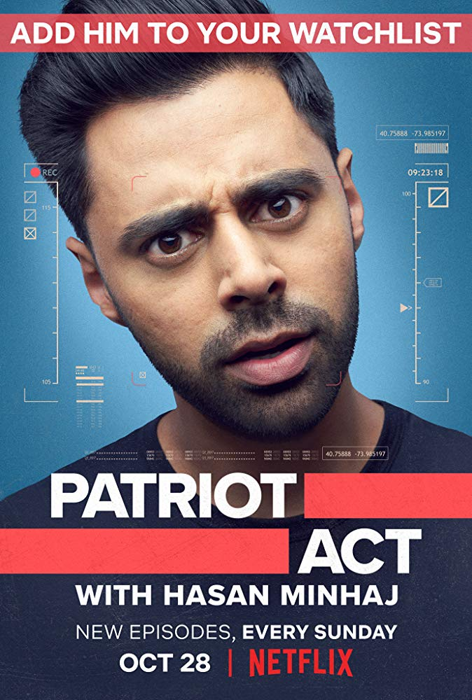 Patriot Act with Hasan Minhaj - Season 1