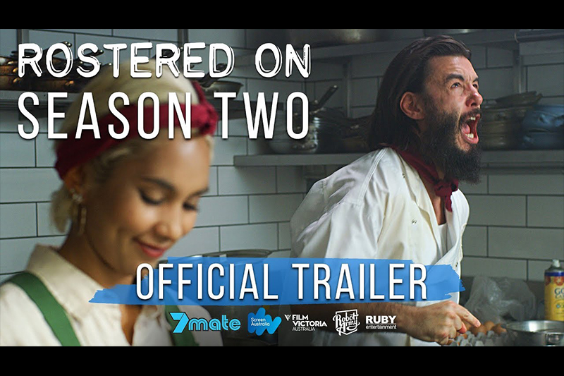 Rostered On - Season 2