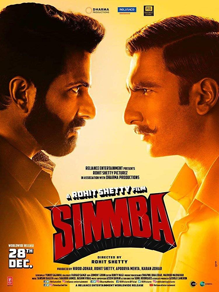 Simmba [Audio: Hindi]
