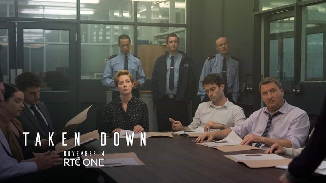 Taken Down - Season 1