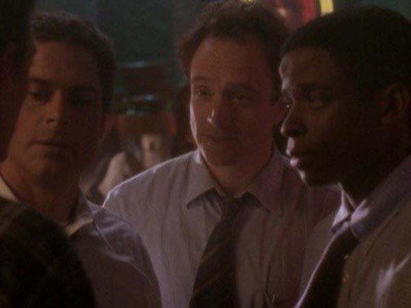 The West Wing - Season 1 Episode 06: Mr. Willis of Ohio