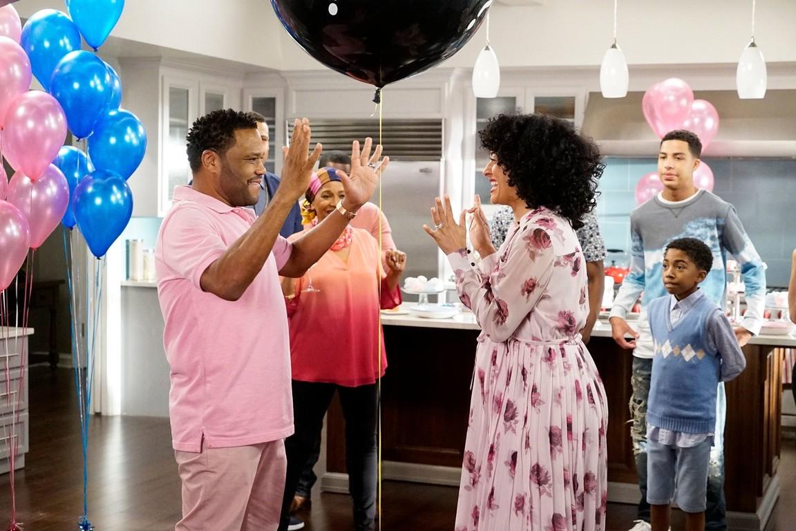 Black-ish - Season 3 Episode 14: The Name Game