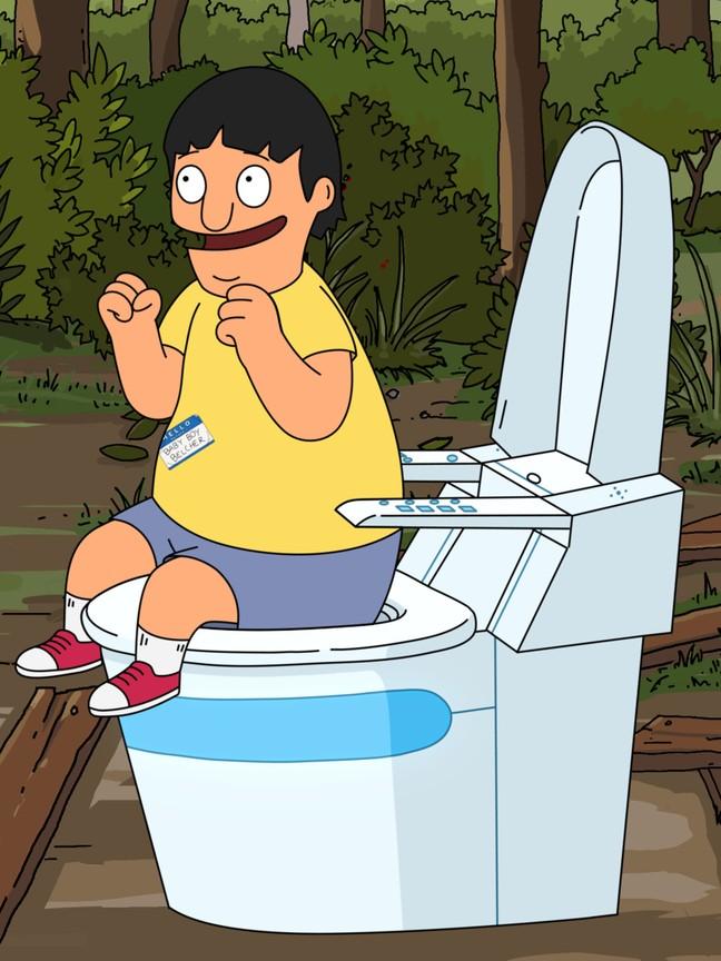 Bob's Burgers - Season 3 Episode 15: O.T. The Outside Toilet