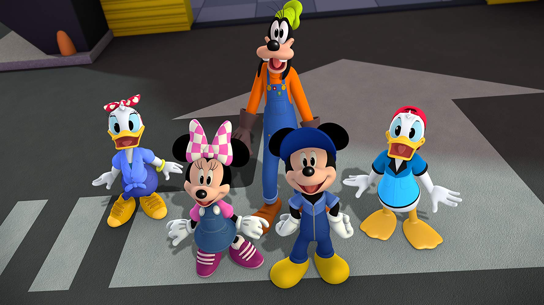 Mickey and the Roadster Racers - Season 2