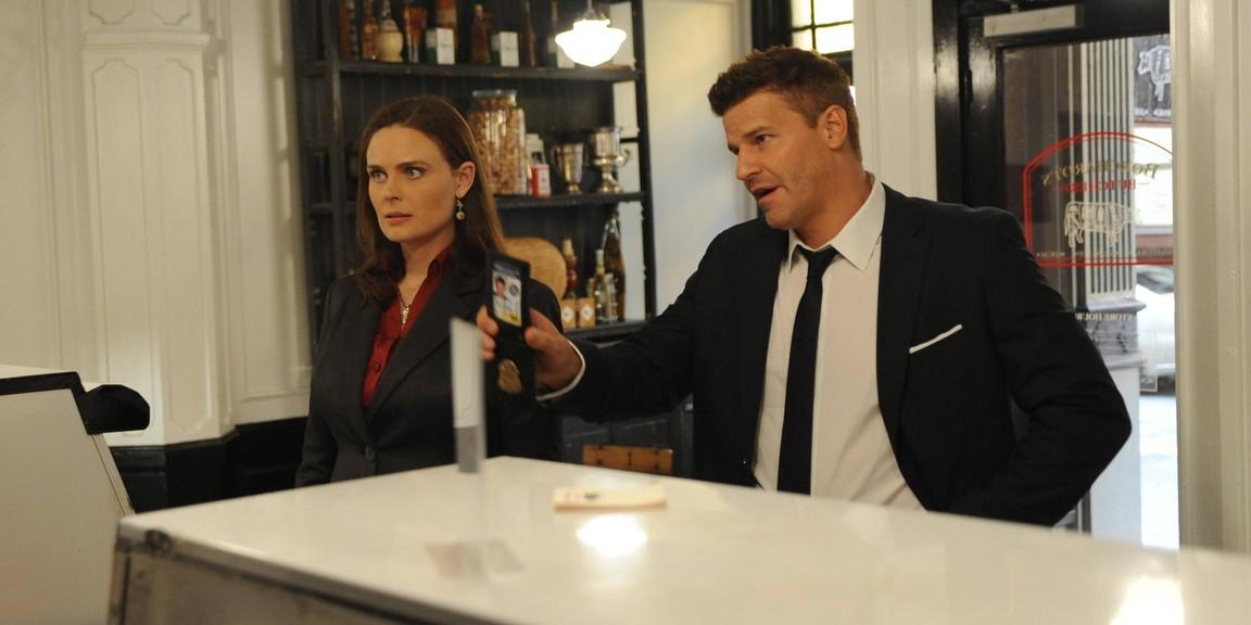Bones - Season 8 Episode 05: The Method in the Madness