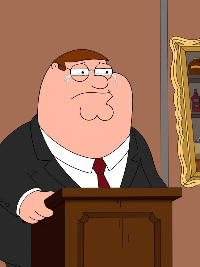 Family Guy - Season 11 Episode 19: Save the Clam