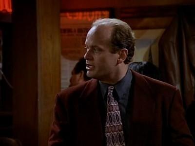 Frasier - Season 3 Episode 20: Police Story